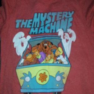 Scooby do The Mystery Machine